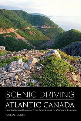 Scenic Driving Atlantic Canada By Ernst, Chloe